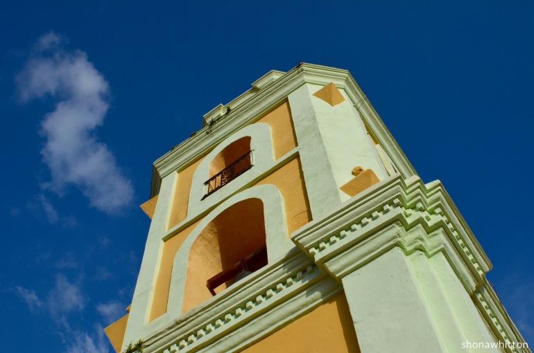 Bell Tower, Iglesia y Convento de San Francisco, Trindad.