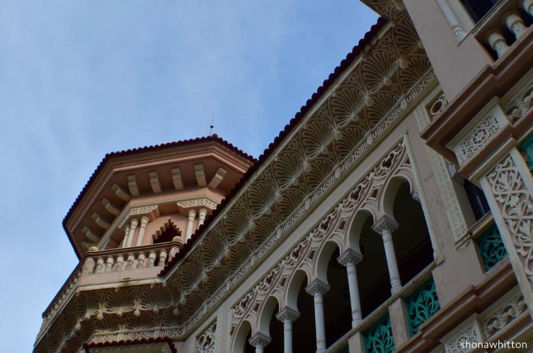 Palacio de Valle, Cienfuegoes.