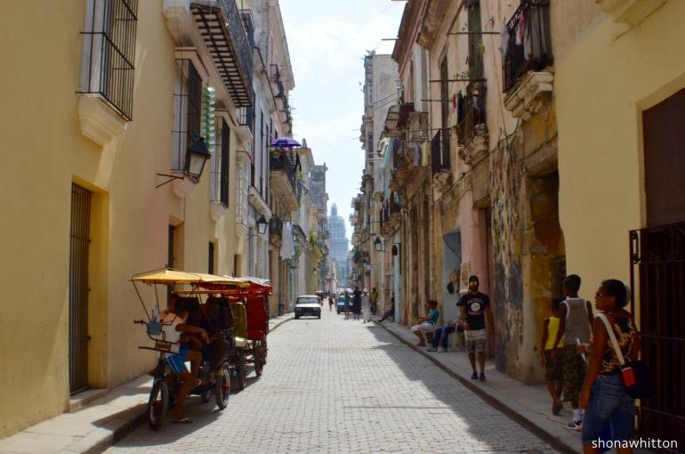 Afternoons in Havana.